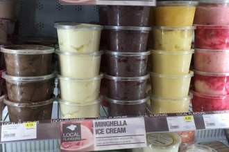 Minghella Ice Cream